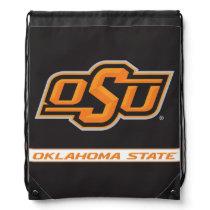 OSU Oklahoma State Drawstring Bag