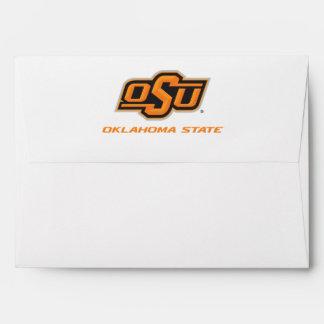OSU Oklahoma State Envelopes