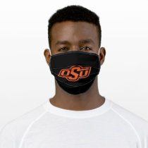 OSU - Oklahoma State University Logo Adult Cloth Face Mask