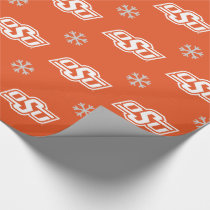 OSU Oklahoma State Wrapping Paper