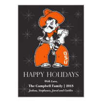 OSU Pistol Pete Card