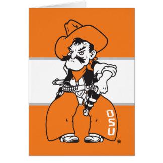 OSU Pistol Pete Card