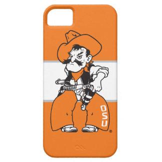 OSU Pistol Pete iPhone 5 Cases