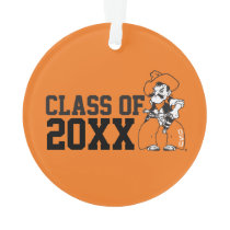 OSU Pistol Pete Class Year Ornament