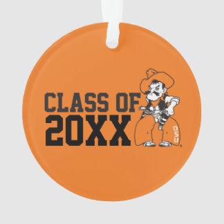 OSU Pistol Pete Class Year Ornament