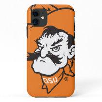 OSU Pistol Pete Head iPhone 11 Case