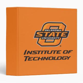 OSU Tech Institute 3 Ring Binder