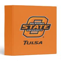 OSU Tulsa 3 Ring Binder