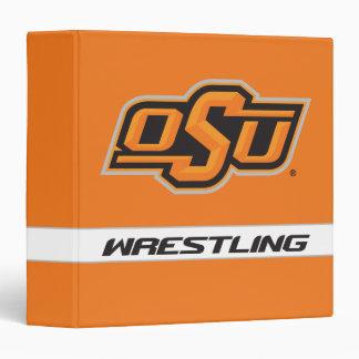 OSU Wrestling Binders