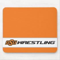 OSU Wrestling Mouse Pad