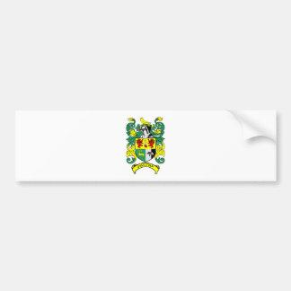 O'SULLIVAN Coat of Arms Bumper Sticker