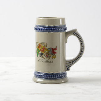 O'Sullivan Family Crest Coffee Mug