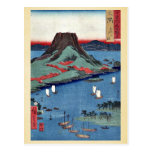 osumi por Ando, Hiroshige Ukiyoe Postales