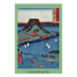 osumi por Ando, Hiroshige Ukiyoe Posters