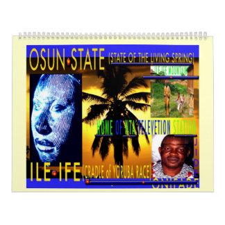 OSUN STATE NTA CALENDAR
