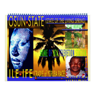 OSUN STATE NTA - Customized Calendar