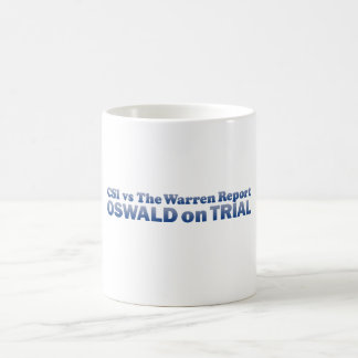 Oswald on Trial - Mult-Products Coffee Mug