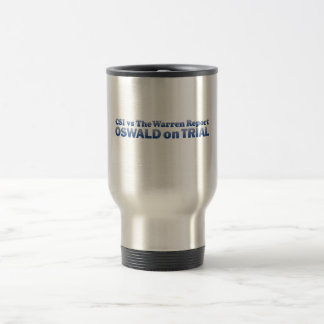 Oswald on Trial - Mult-Products Travel Mug
