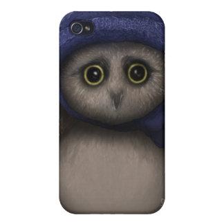 Oswald the Sad Owl iPhone 4/4S Cover