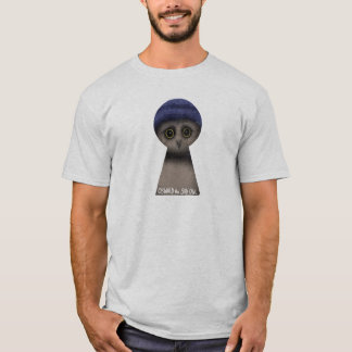 Oswald the Sad Owl T-Shirt