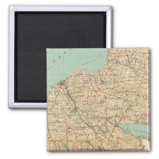 Oswego, Cayuga, Onondaga counties Magnet