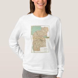 Oswego, Cayuga, Onondaga counties T-Shirt