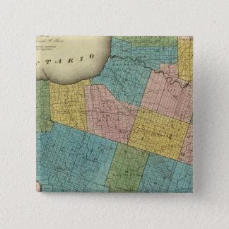 Oswego County Button