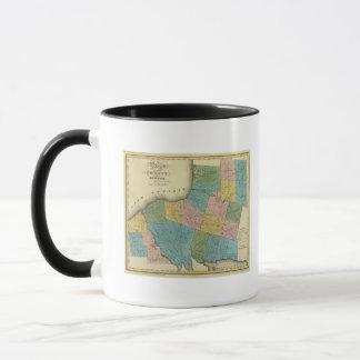 Oswego County Mug