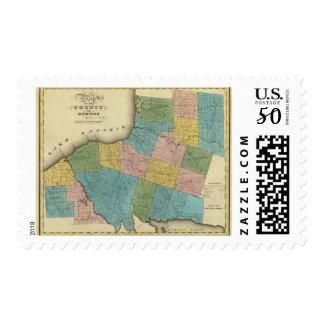 Oswego County Postage