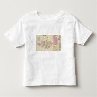 Oswego, Neosho Falls, Havens, and Butler, Kansas Toddler T-shirt
