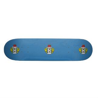 Oswiecim, Poland Skateboard