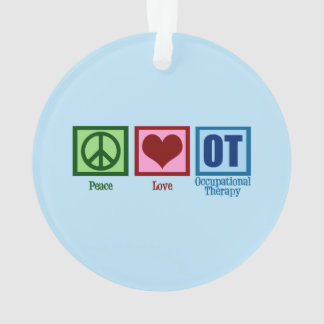 OT Blue Ornament