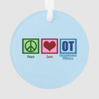 OT Blue Ornament