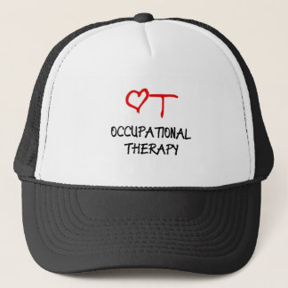 OT Heart Trucker Hat