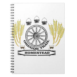 OT homestead Notebook