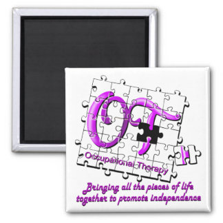 ot puzzle purple refrigerator magnets