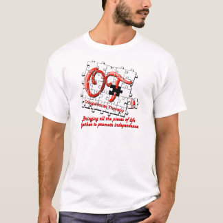 ot puzzle red T-Shirt