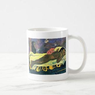 Ot Reo Mä` Ohi: Manao Tupapau (Manaa € ™? Päpaâ € Coffee Mug