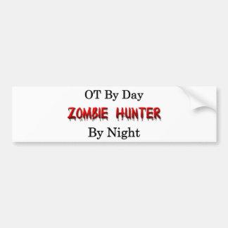 OT/Zombie Hunter Bumper Sticker