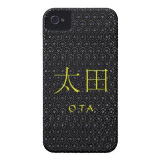 Ota Monogram iPhone 4 Case