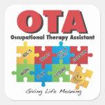 OTA - Occupational Therapy Assistant Sticker -COTA