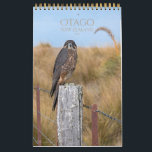 "Otago Calendar 2019<br><div class=""desc"">Scenery and wildlife from around Otago,  South Island,  New Zealand.</div>"