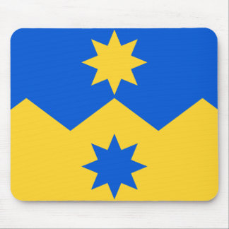 Otago, New Zealand flag Mouse Pads