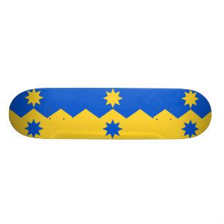 Otago, New Zealand flag Skateboard Decks
