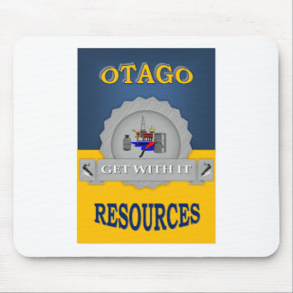 OTAGO RESOURCES MOUSE PAD