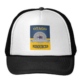 OTAGO RESOURCES TRUCKER HAT