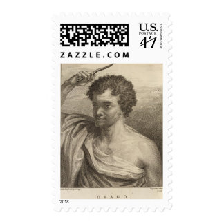 Otago, Tonga Postage Stamp