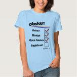 Otaku (female version - male availible) T-Shirt