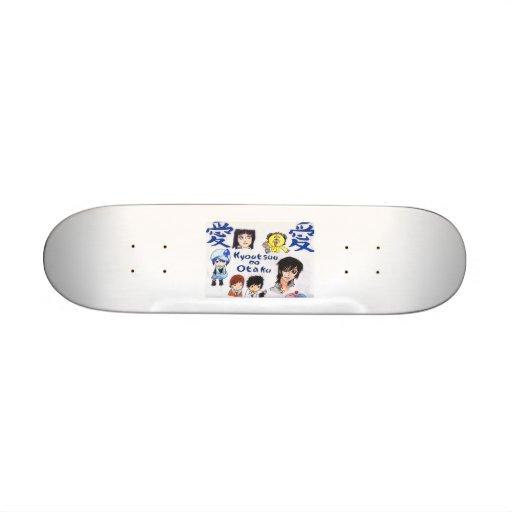 Otaku Skateboard