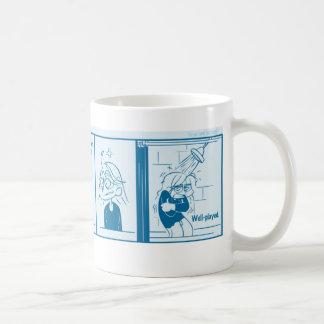 Otalia comic - Cruel & Unusual mug